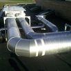 Ventilation double flux avec échangeur